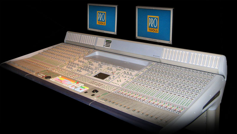Digidesign_D_Control